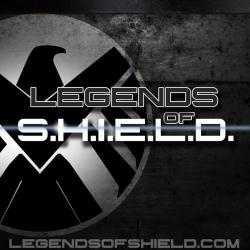 Legends of S H I E L D : An Unofficial Marvel Agents Of S H I E L D