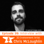 Artwork for Chris McLaughlin: Lead 3D Artist at Floyd County Productions