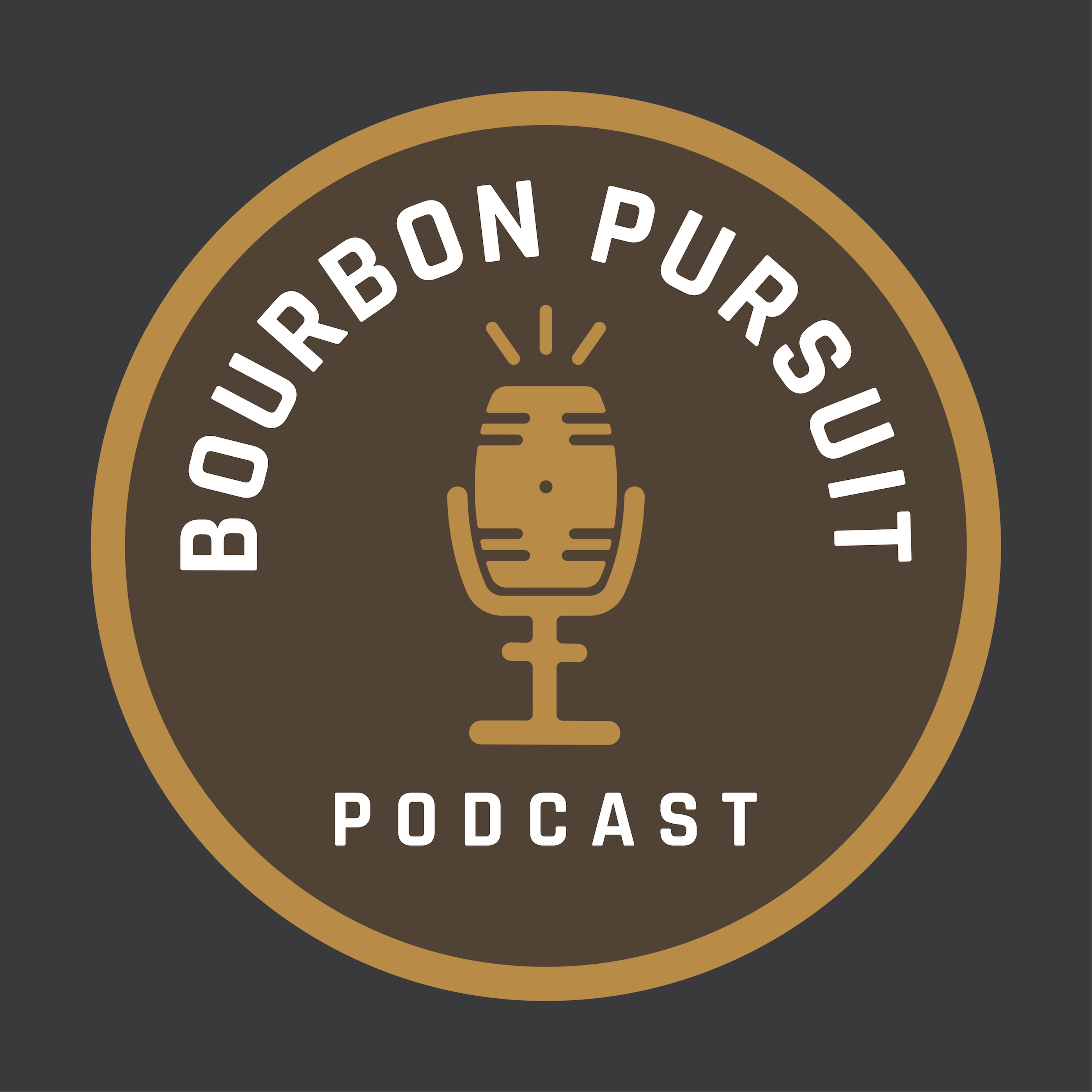 Bourbon Pursuit show art