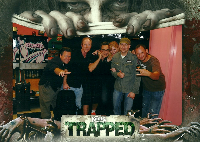 "tspp #217-Trapped at Knott's ""REVEALED!"" w/ Lara Hannemen & Maze Audio 11/16/12"