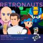 Artwork for Retronauts Episode 302: Star Trek The Motion Picture & Mega Man Battle Network