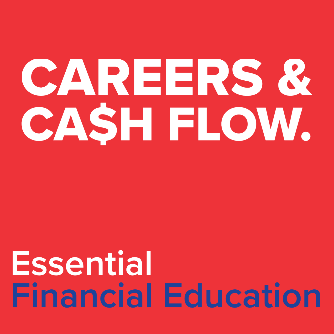 Careers and Cash Flow show art