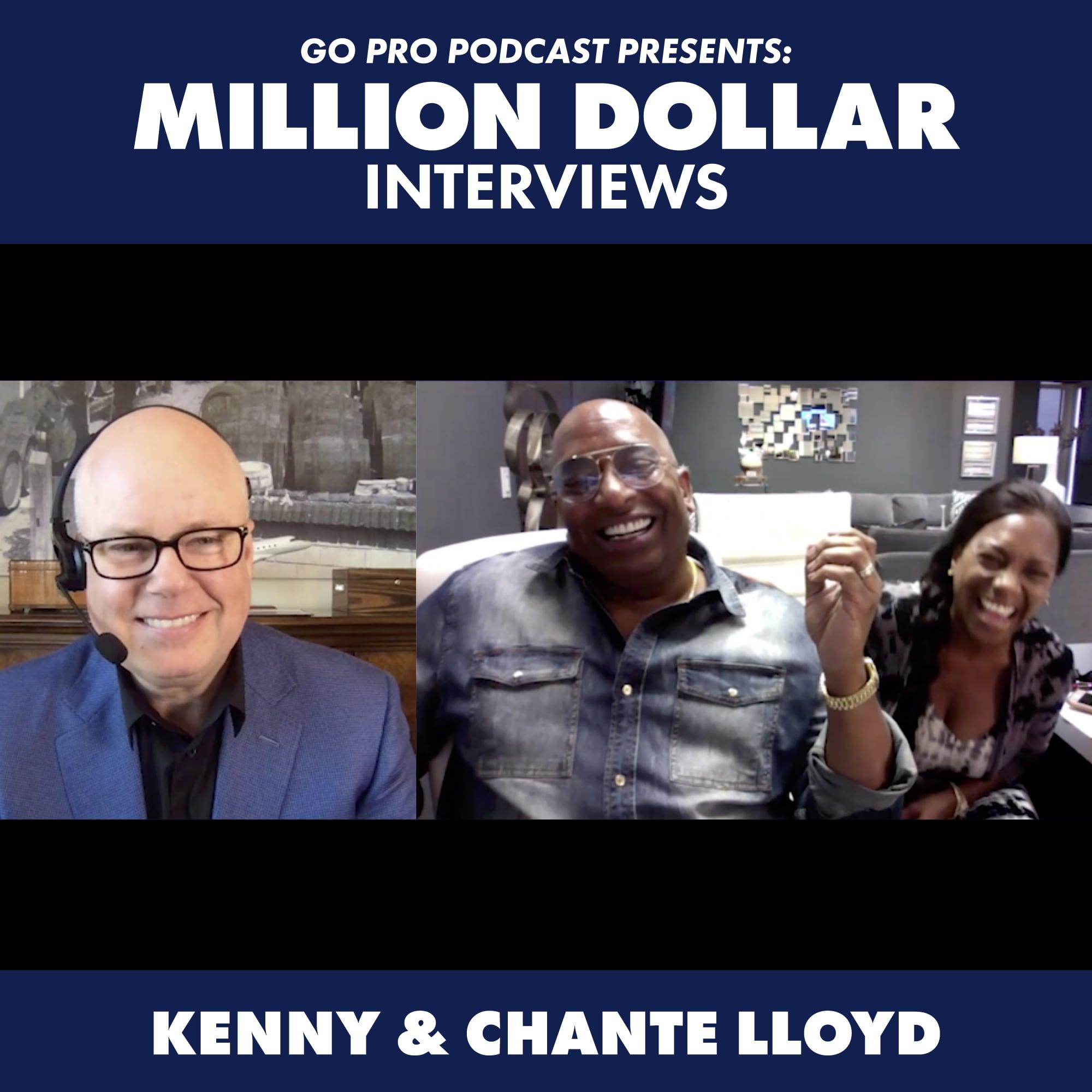 Kenny & Chante Lloyd: Million-Dollar Power Couple