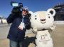 Artwork for Episode 32: Video Journalist Sean Colahan's PyeongChang