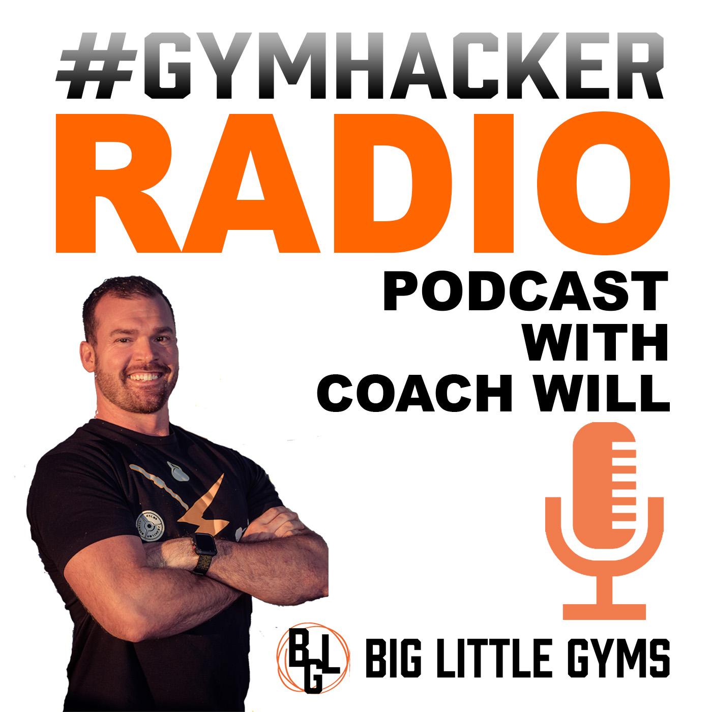 Gymhacker Radio show art