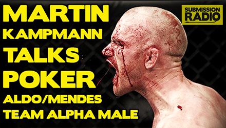Submission Radio 19/10/14 Stephan Bonnar, Martin Kampmann, Ben Saunders, JT Torres