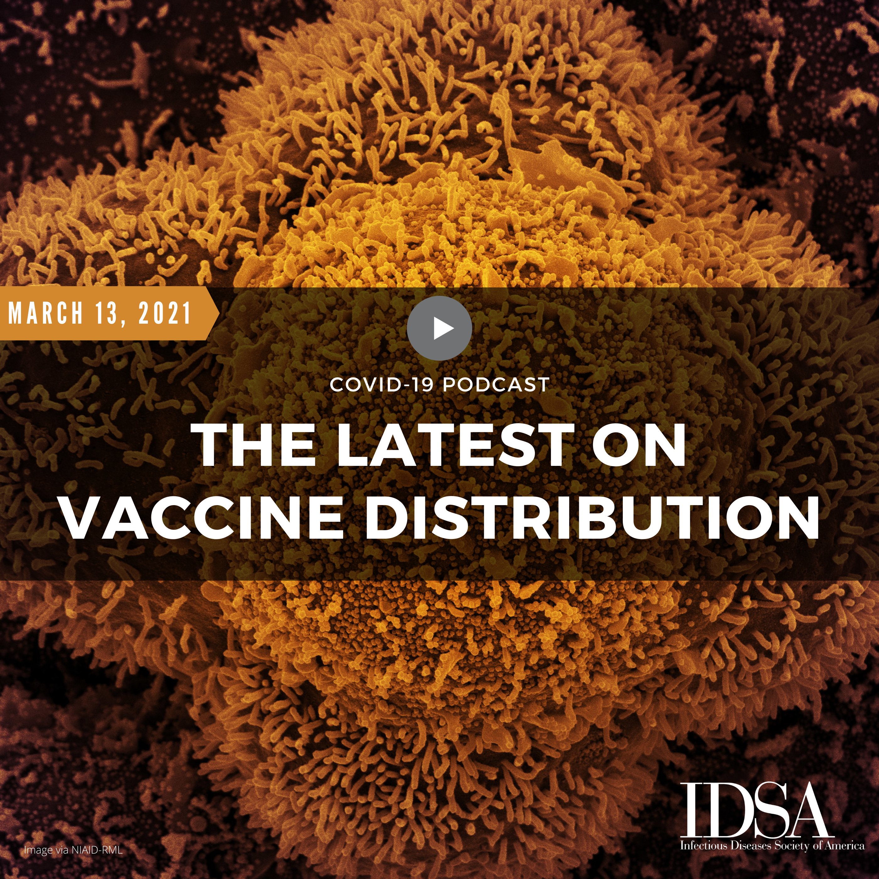 COVID-19: The Latest on Vaccine Distribution (March 13, 2021)