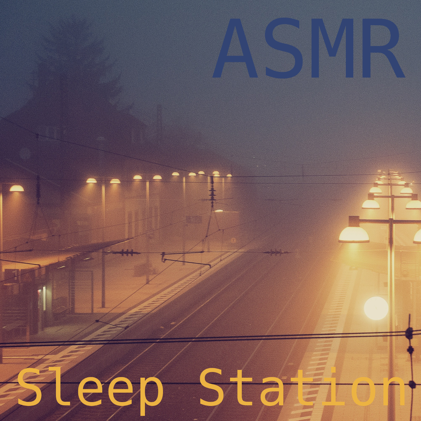 ASMR Sleep Station - 08