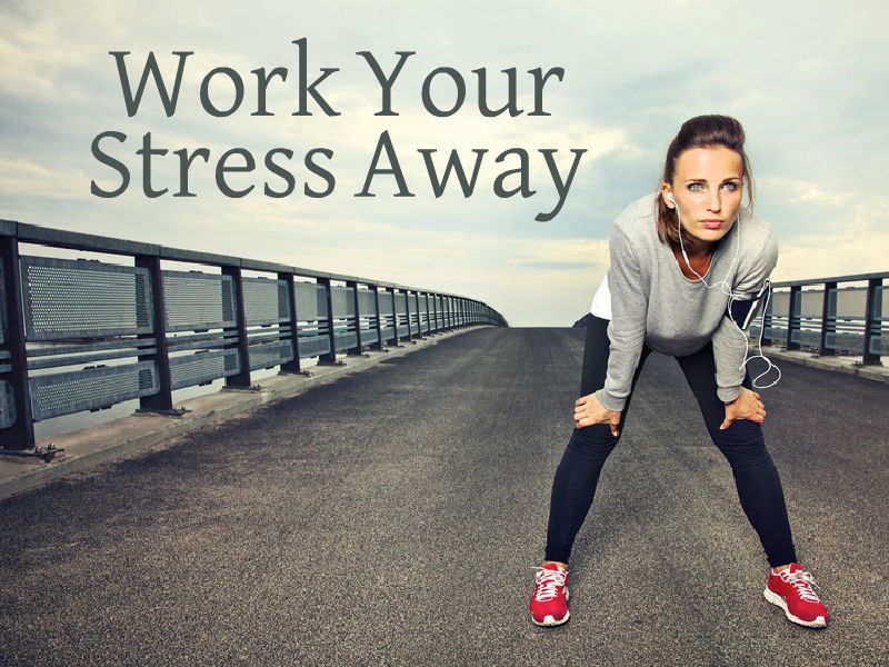 """Work Your Stress Away"" with Dr. Pete Sulack"