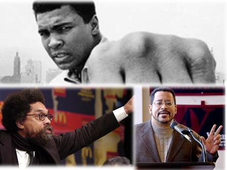 More Dyson V West: Michael Eric Dyson Ain't No Muhammad Ali