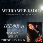 Artwork for Episode 19 - Ansley SC The Spirit Chick Talking Paranormal Investigation