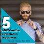 Artwork for 5 LGBT Creative Advantages in Business - Queer Money Ep. 182