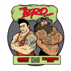The BROCast with Andy and Brandon: E- 23 Cailer Woolam Dr  Deadlift