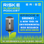 Artwork for Drones - The New Tool in Environmental Risk Research