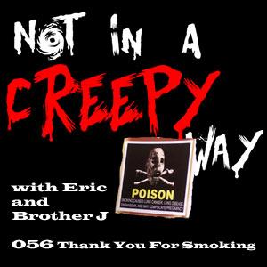 NIACW 056 Thank You For Smoking
