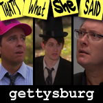 "Episode # 129 -- ""Gettysburg"" (11/17/11)"