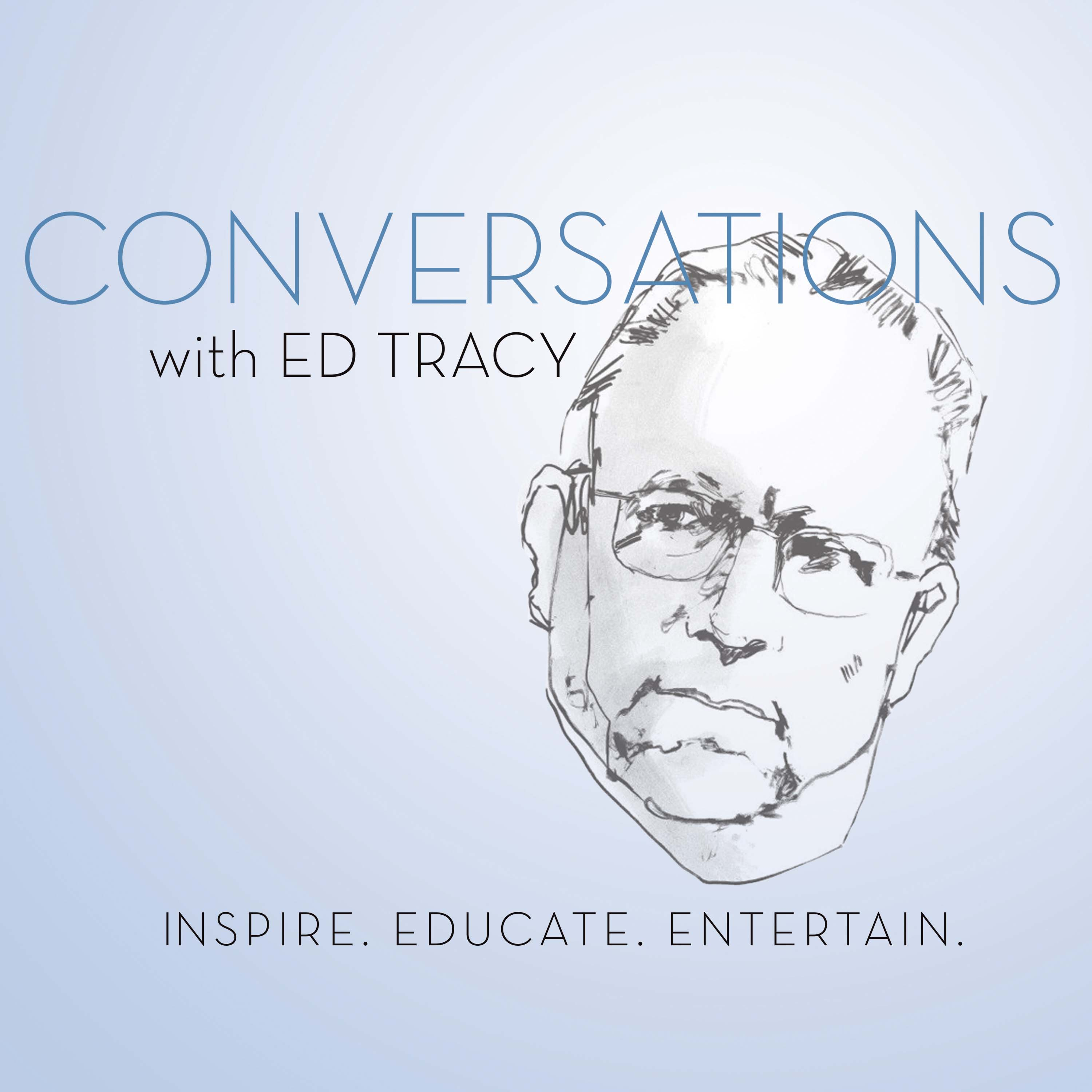 CONVERSATIONS with Ed Tracy logo