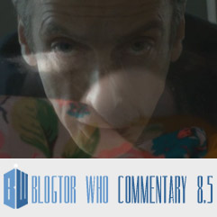 Doctor Who 8.5 - Time Heist - Blogtor Who Commentary