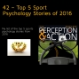 Artwork for 42 – Top 5 Sport Psychology Stories of 2016