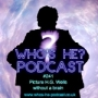Artwork for Who's He? Podcast #241 Picture H.G. Wells without a brain