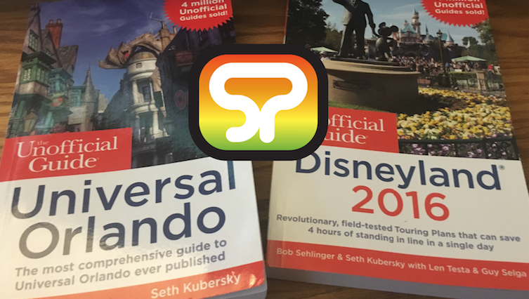 tspp #318- Unofficial Guide Universal Orlando & Disneyland 2016 w/ Seth Kubersky & Guy Selga Jr. 12/13/15