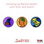 Artwork for Ep. 98: Simblifying Mental Health with Zain and Avanti