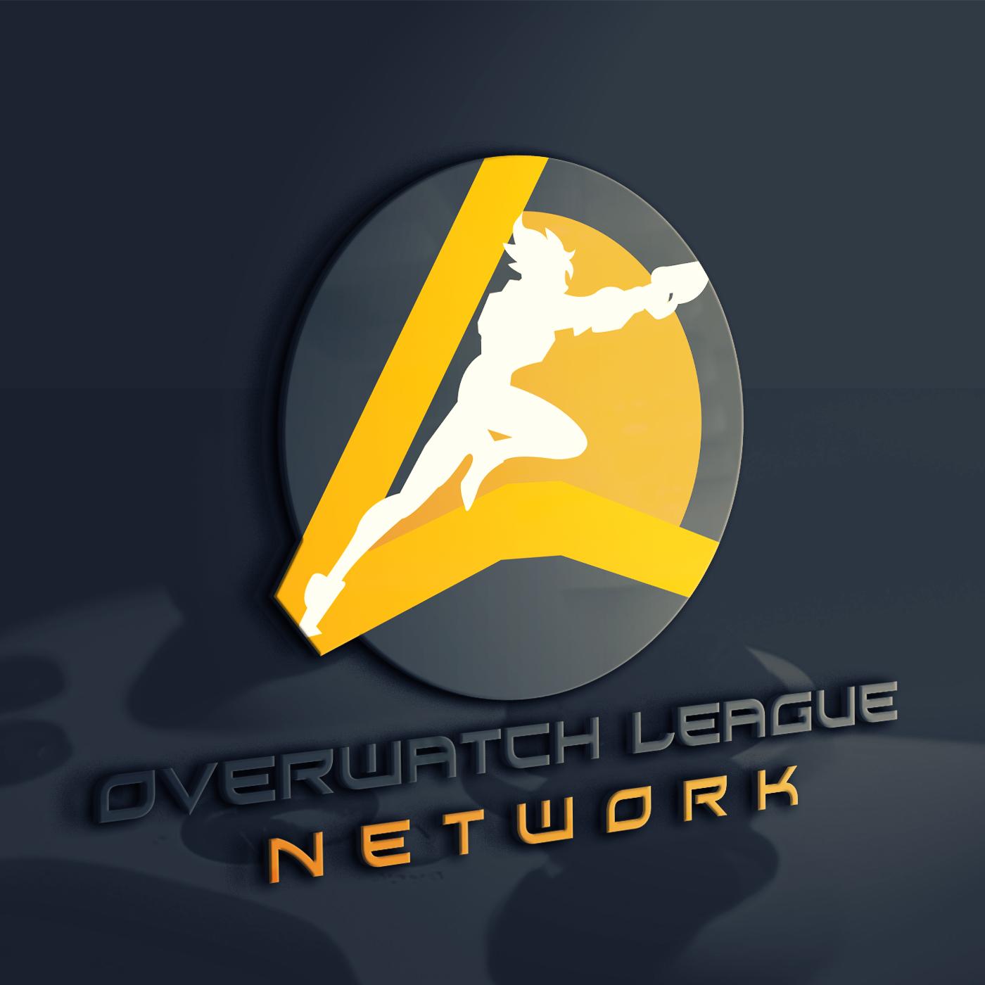 Overwatch League Network show art