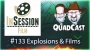 Artwork for Fireworks- Films- Tornadoes Quadcast 133