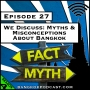 Artwork for We Discuss: Myths and Misconceptions About Bangkok [Season 4, Episode 27]