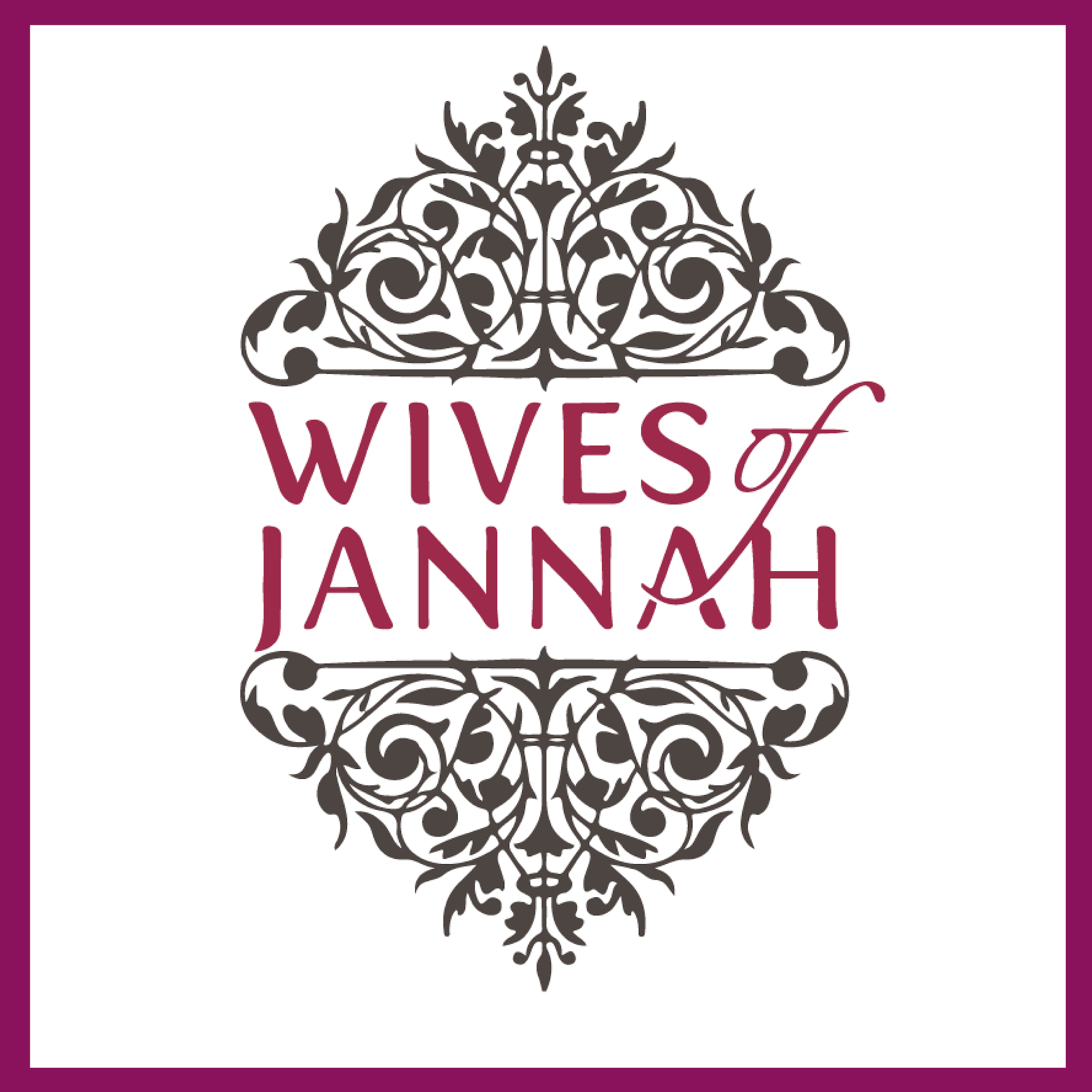 Wives of Jannah: Islamic Relationship Advice show art