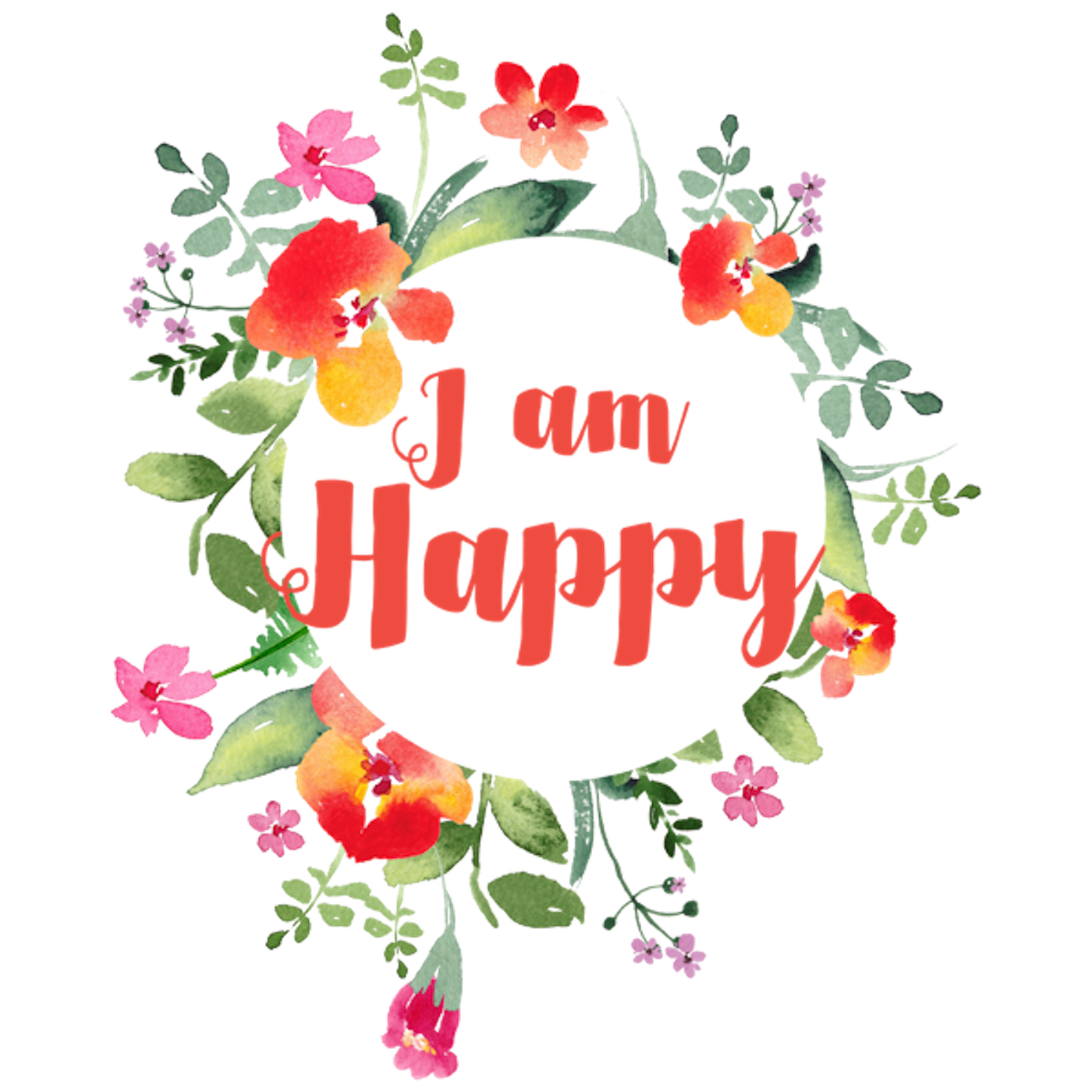 I am Happy Podcast | Parenting, Health, Relationships, Personal Development show art