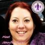 Artwork for Meet Jennifer Burns, Air Force spouse, shaker and mover in Dover Delaware!