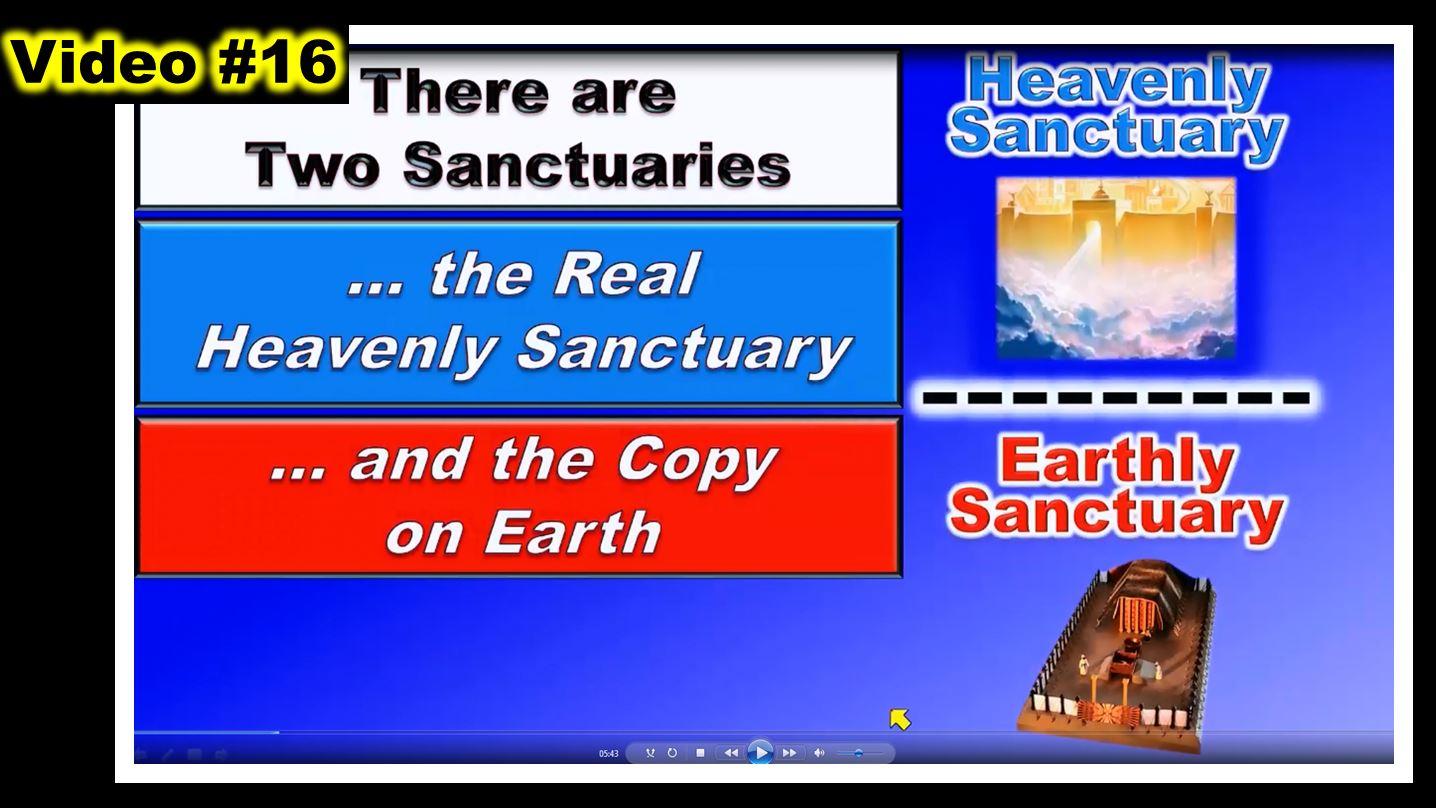 #16 - UNBELIEVABLE DETAILS of GOD's SANCTUARY - Part 1