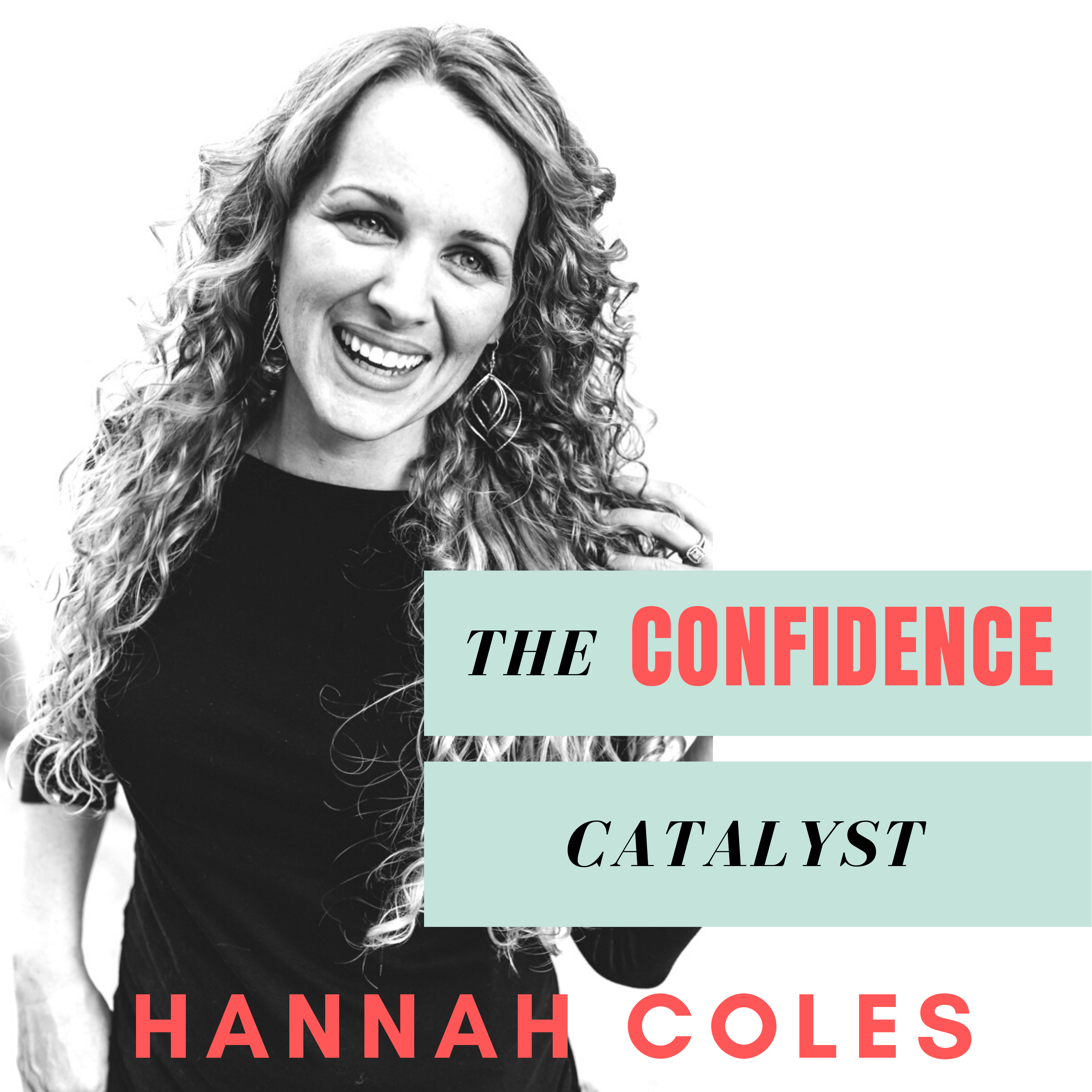 The Confidence Catalyst show art