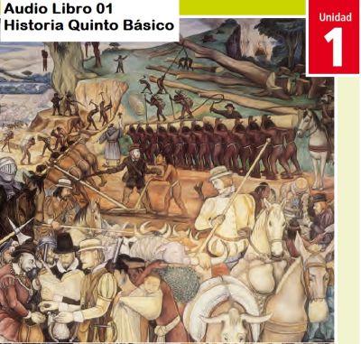 361 Chipod 01 Audio Libro Historia Quinto Basico