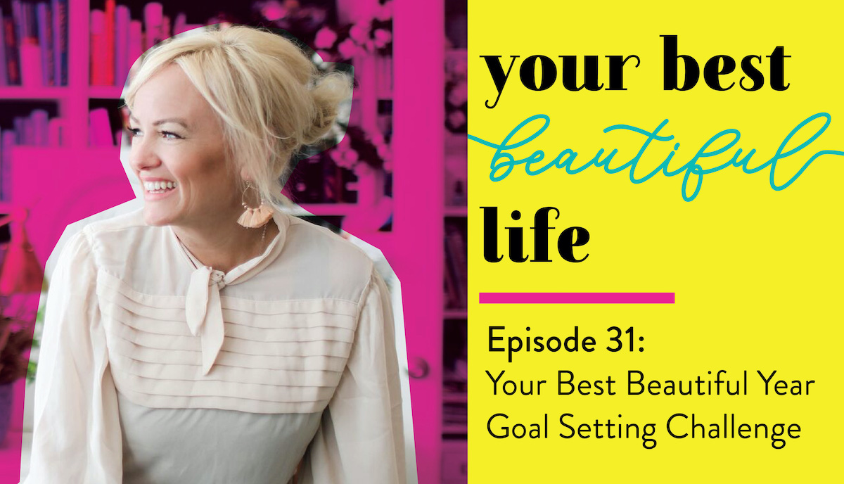 Your Best Beautiful Year Goal Setting Challenge
