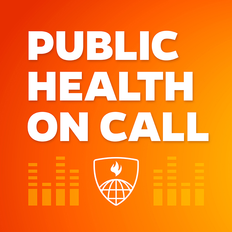 Public Health On Call show art