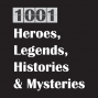 Artwork for 1001 Heroes is now at Amazon Alexa