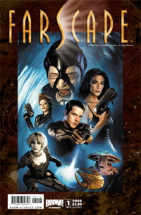 Farscape & The Final Frontier, With Keith RA DeCandido