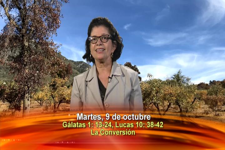 Artwork for Dios te Habla con Maria Eva Hernandez;  Tema el hoy: La Conversión