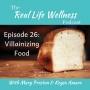 Artwork for 26: Villainizing Food