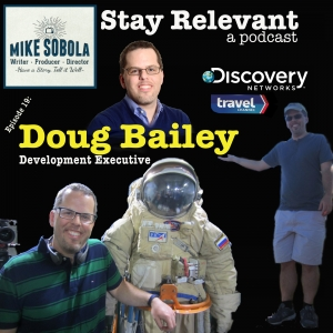 Travel and Discovery Channel Development Exec. Doug Bailey