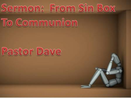 From Sin Box to Communion