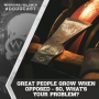 Artwork for Great People Grow When Opposed - So, What's Your Problem?