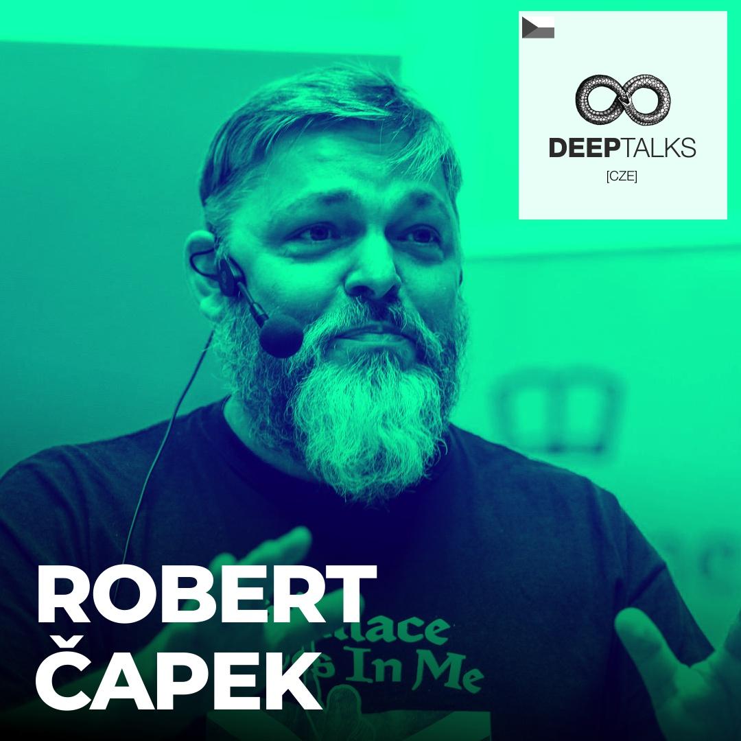 #92: Robert Čapek – učitel, psycholog a autor blogu Líný učitel