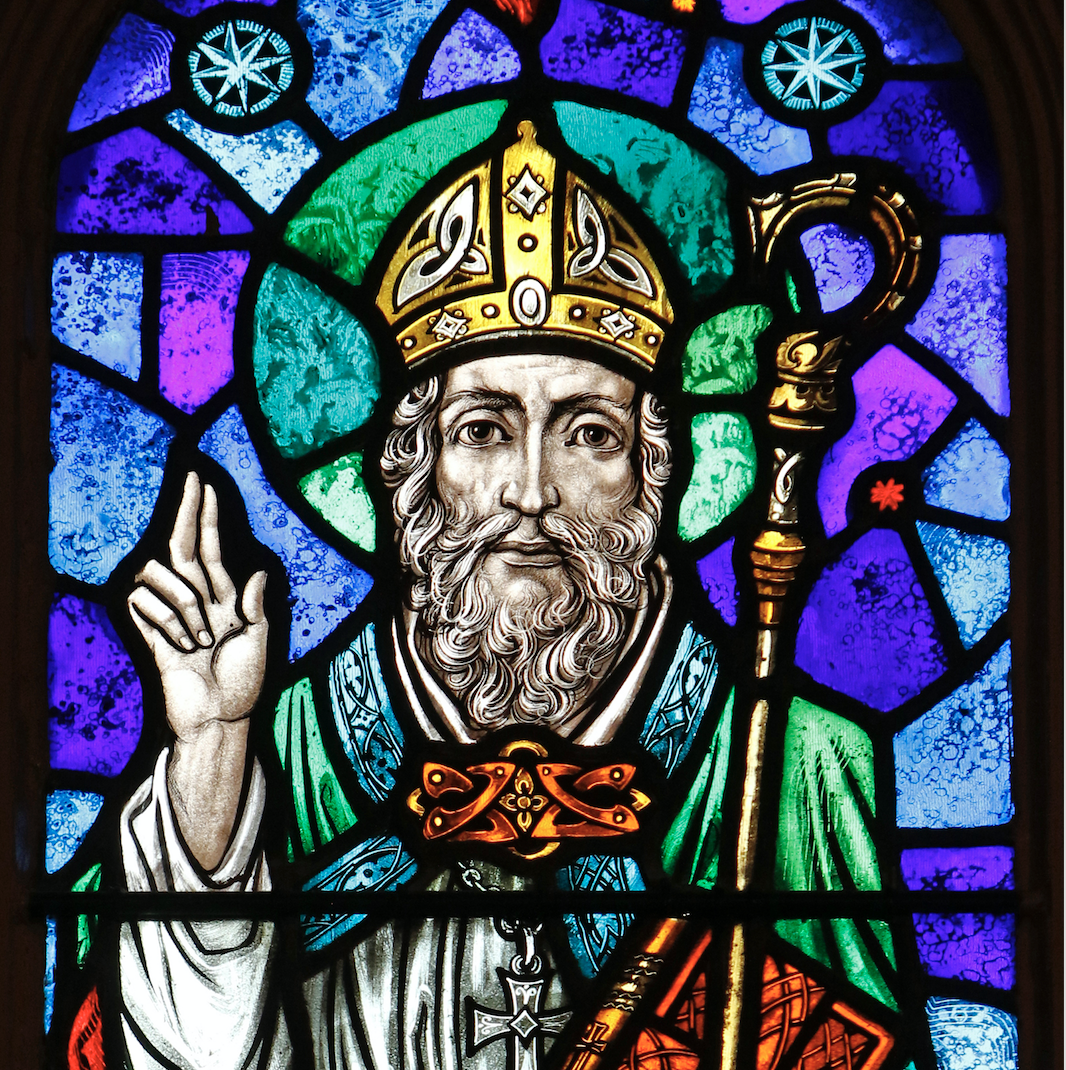 From Nassau Street to the Pagan O'Leary: Dublin and Saint Patrick