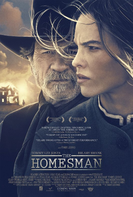 Ep. 74 - The Homesman (Stagecoach vs. The Hired Hand)