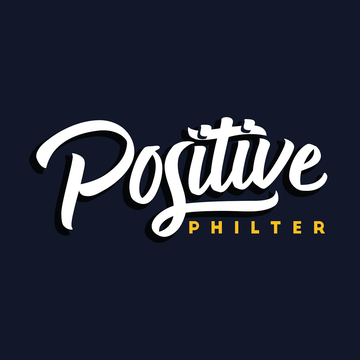 Positive Philter Podcast  logo