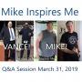 Artwork for MiM #14: Q&A With Vance and Mike - Wisdom From 400 Pounds Gone