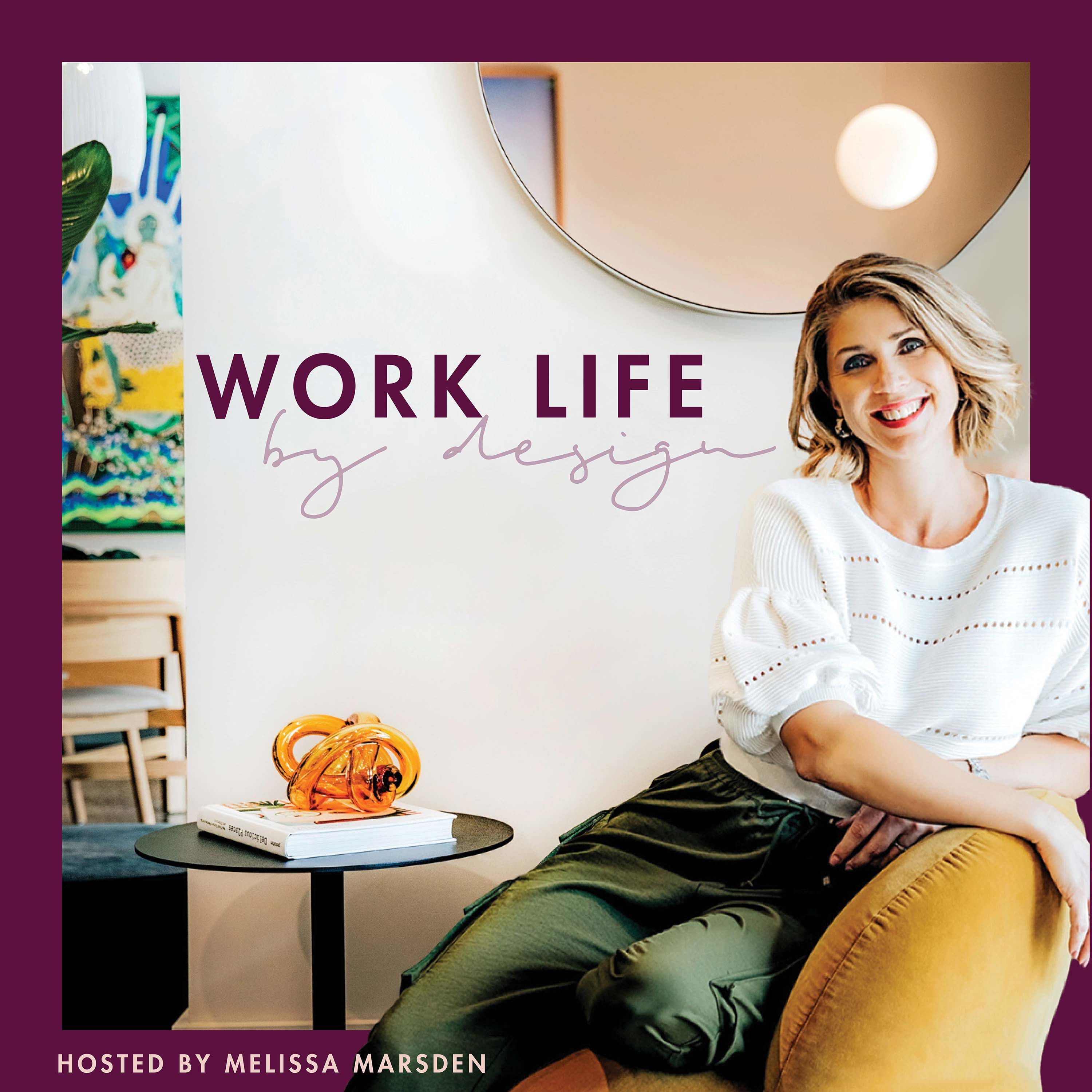 Work Life by Design show art
